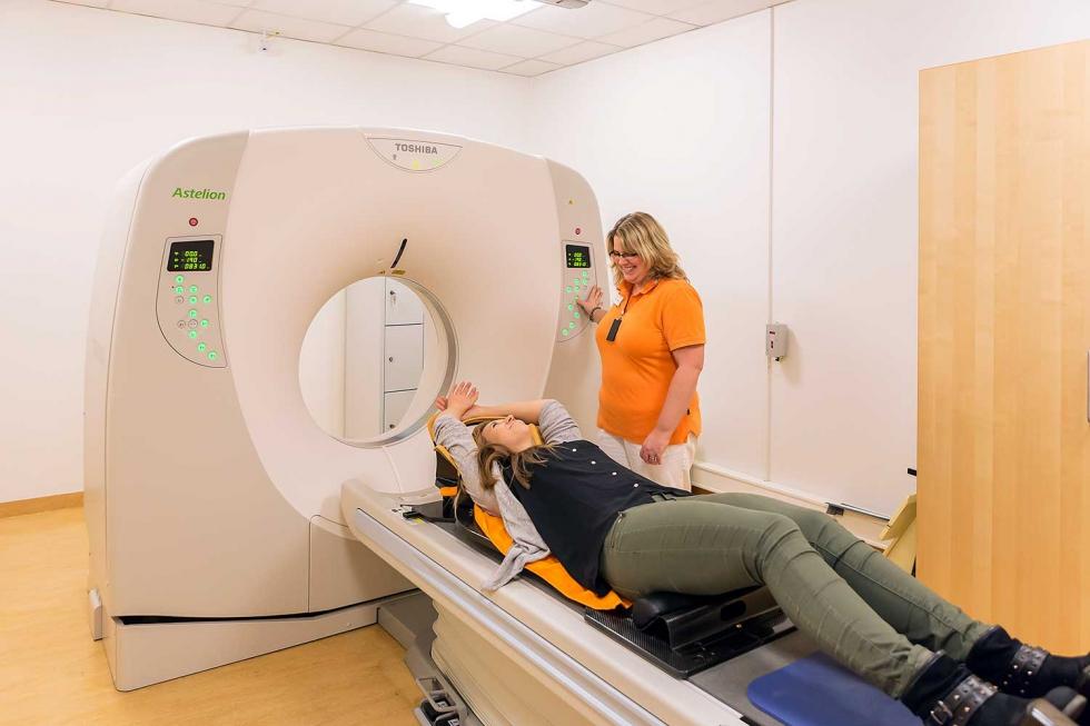 Infos für Ärzte der Strahlentherapie Pforzheim
